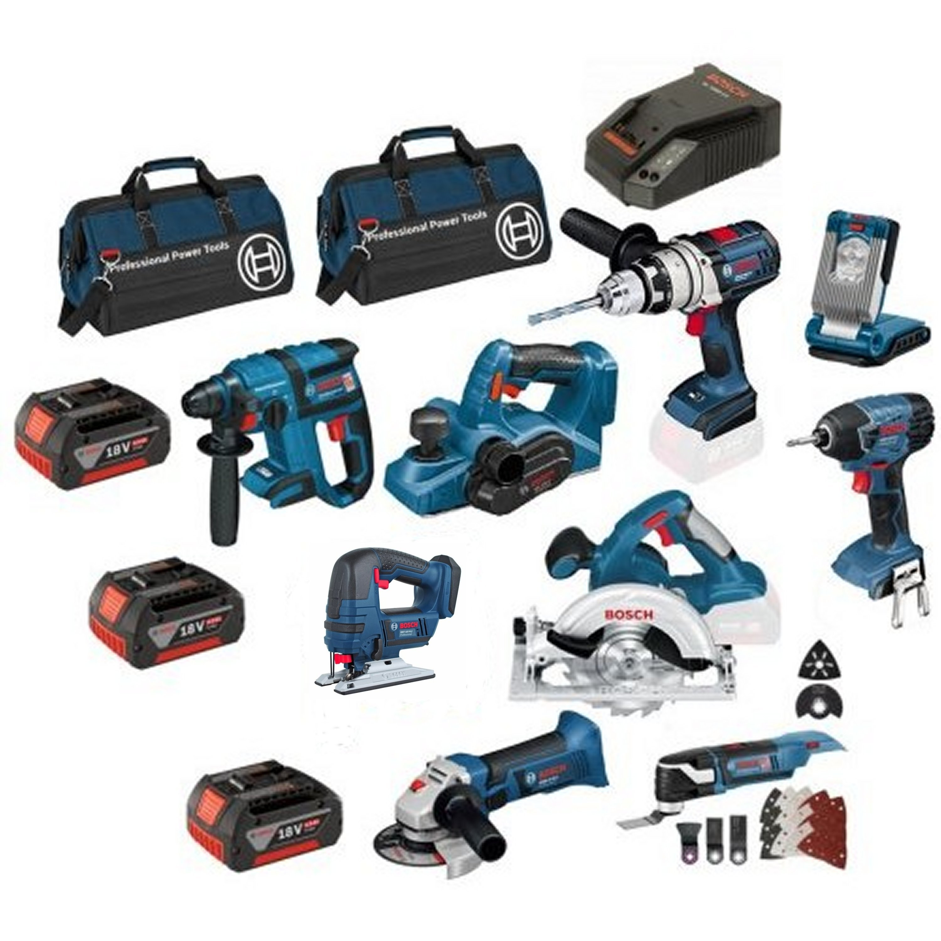 bosch 18v tools. Black Bedroom Furniture Sets. Home Design Ideas
